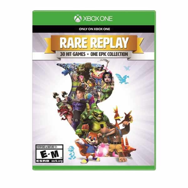 Juego Xbox One Rare Replay