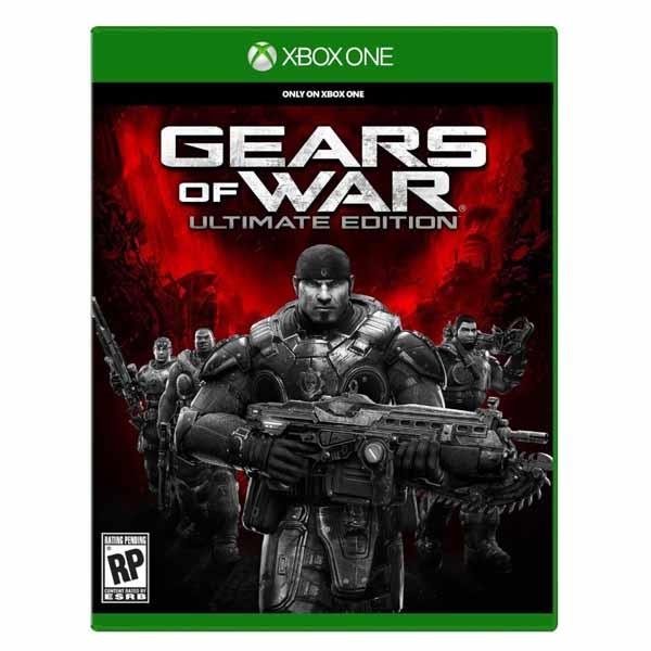 Juego Xbox One Gears Of War Ultimate Edition
