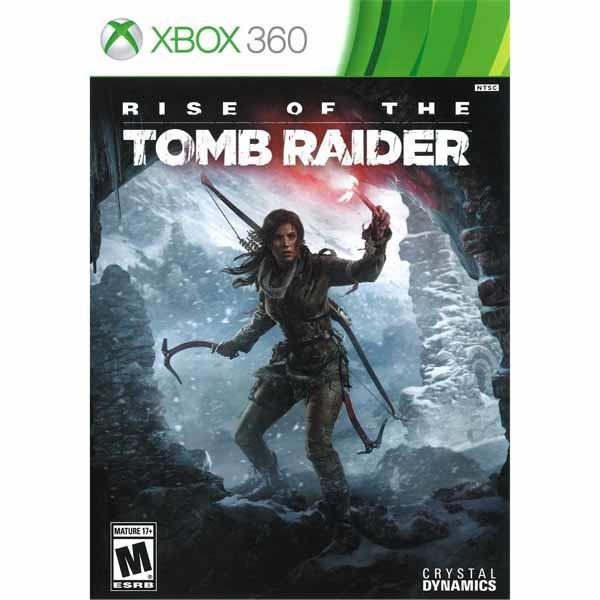 Juego Xbox 360 Tomb Raider