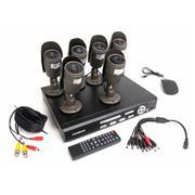 Kit de Vigilancia PCBOX 8 Canales PCB-D