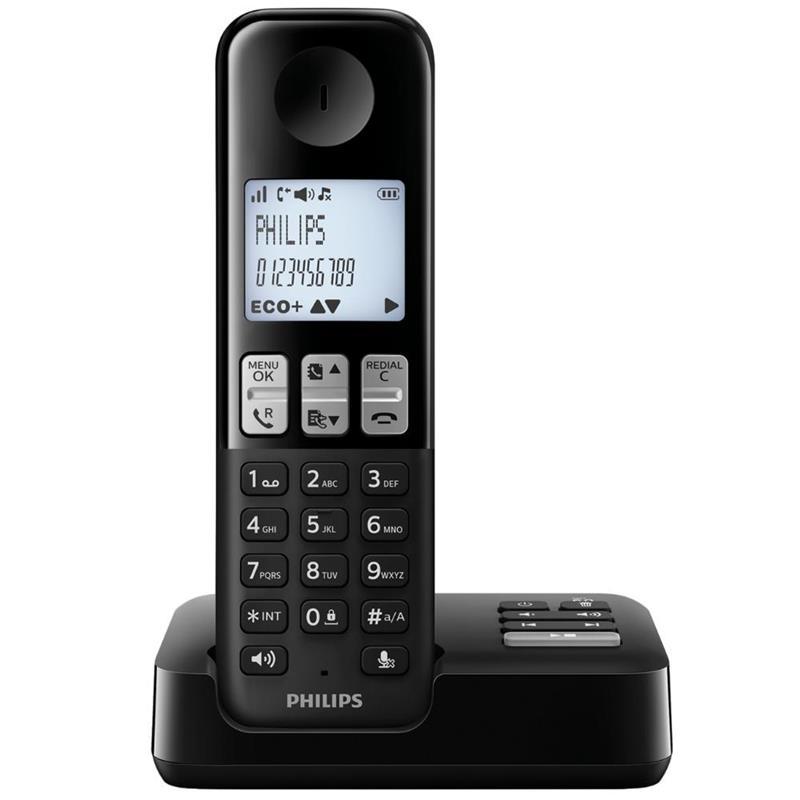 Telefono Inalambrico Philips D2351B/77