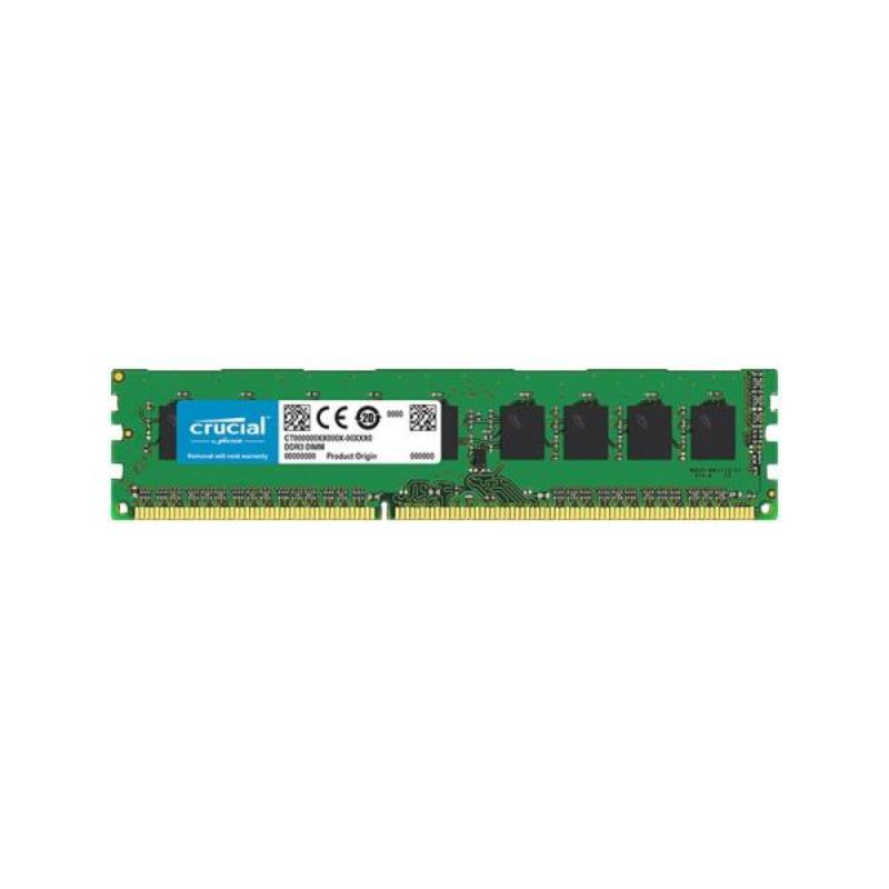Memoria Crucial 4GB Ddr3 1600Mhz Udimm