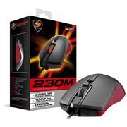 Mouse Gamer Cougar 230M Rojo