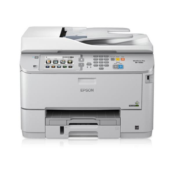 Impresora Multifuncion Epson Workforce Pro Wf-5690 WIFI