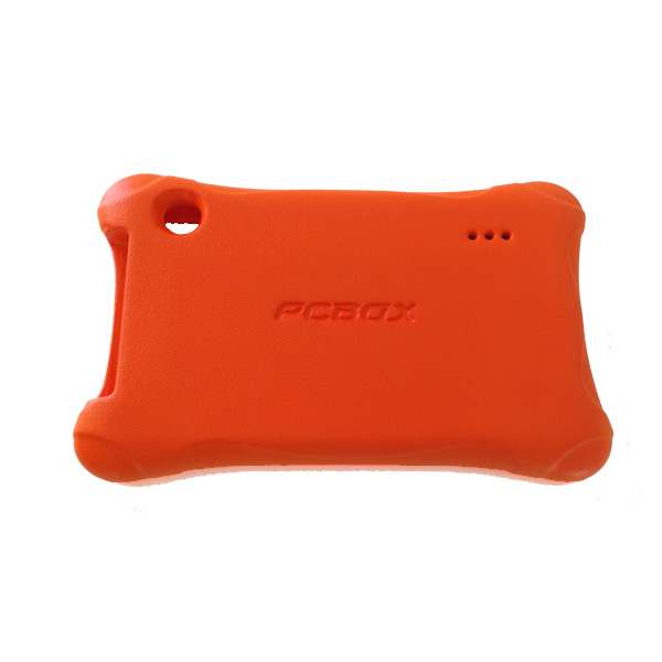 Funda Protectora Para Tablet Pcb-T715 - Naranja