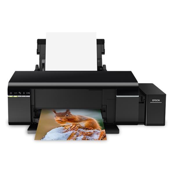 Impresora Epson Ecotank L805 Wifi (C11Ce86303) Sistema Continuo