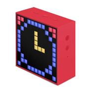 Parlante Divoom Timebox Mini Bt Rojo