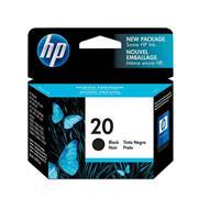 HP C6614D (20) Negro 28 Ml