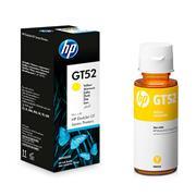 Hp Original GT52 - Botella de tinta Amarilla