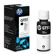Hp Original GT52 - Botella de tinta Negro