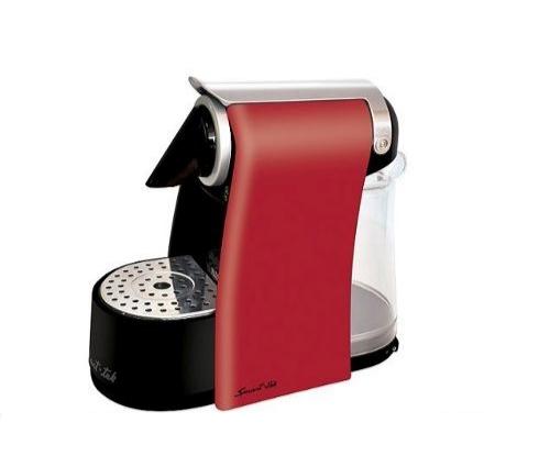 Cafetera Smart-Tek Expresso- Mito Roja