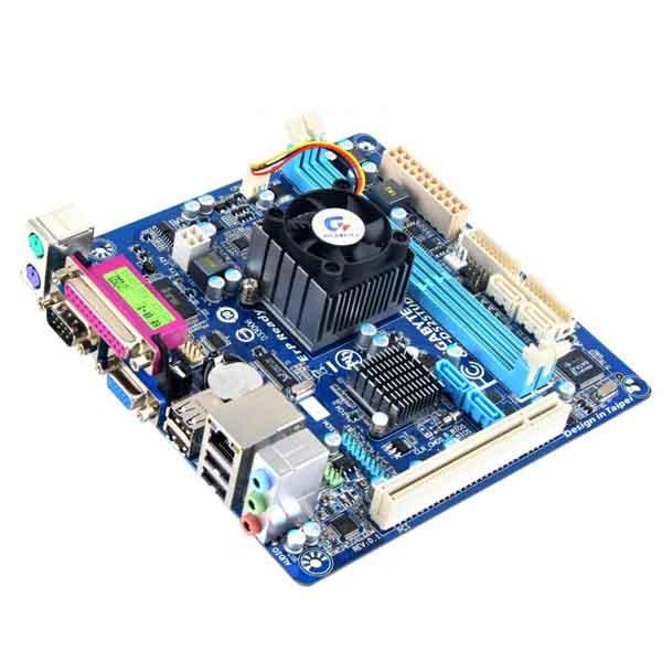 Motherboard Intel (Atom) Gigabyte Ga-D425Tud