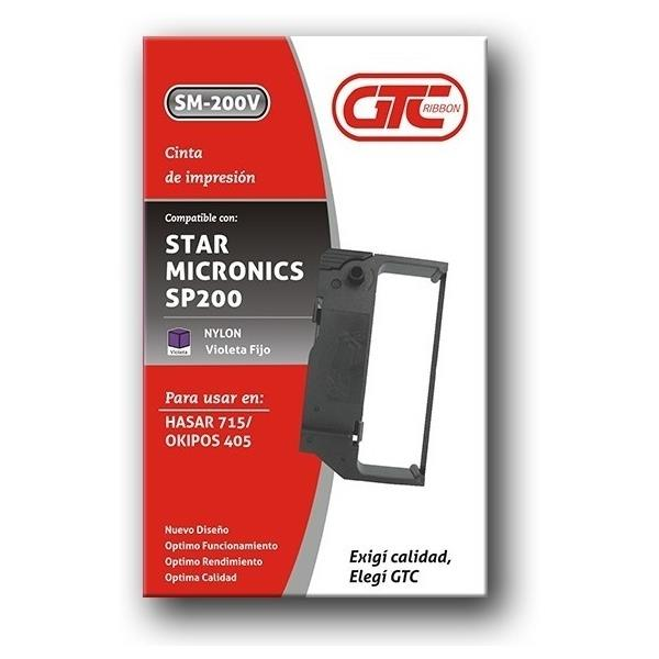 Cinta Star Micronics Gtc Sp 200-Hasar 715F