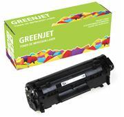 Toner HP Alternativo Greenjet Gj12A