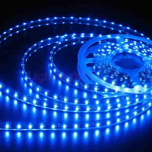 Tira de Led Pcbox Smd5050 Para Interior N1056 Azul
