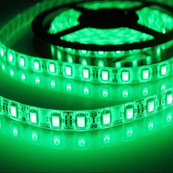 Tira de Led Pcbox Smd5050 Para Interior N1056 Verde