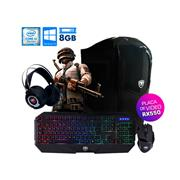 Pc Pcbox Gamer I3 - Gab Gamer Rx550 - A