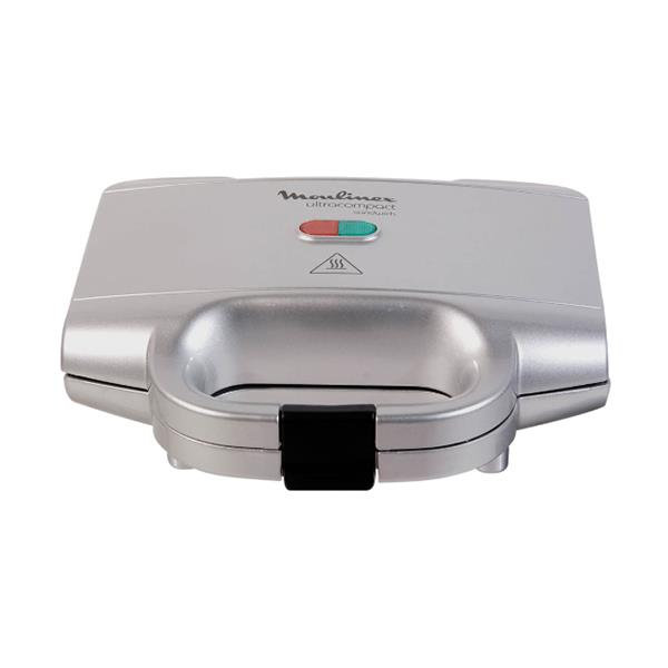 Sandwichera Moulinex 700W Gris