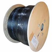 Bobina de Cable Ftp Mallado Cat5E Exterior - Anicor - Sin Portante / Subterraneo