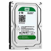 Disco Rigido Serial ATA 2TB WD Green (W