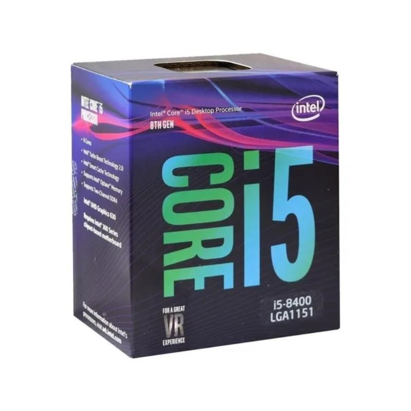 Micro Intel (1151) Core I5-8400 Coffe Lake