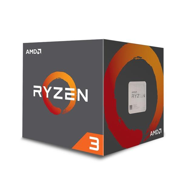 Microprocesador Amd (AM4) Ryzen 3 1200 3.1GHZ