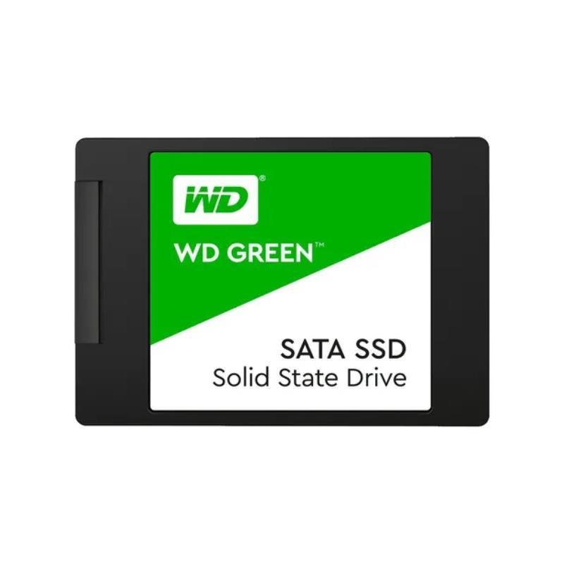 Disco Ssd western digital 120 Gb Green Sata 3d 2.5 (WDS120G2G0A)