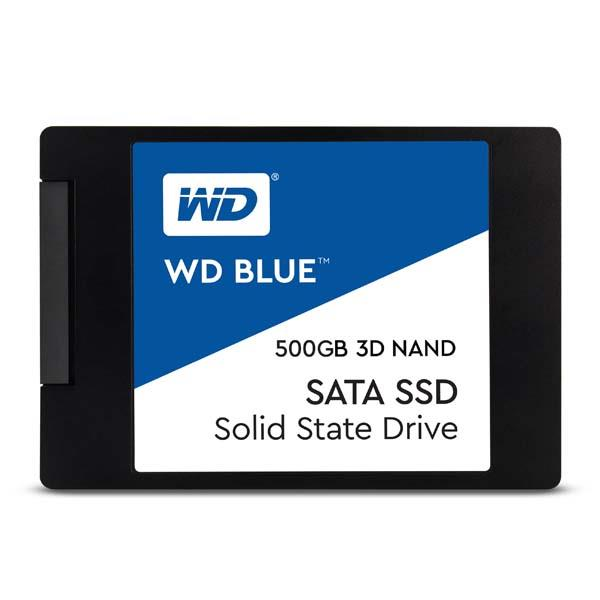 Disco Ssd 500Gb Western Digital Blue 3D Nand Sata