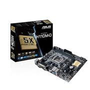 Motherboard Intel (1151) Asus H110M-D G