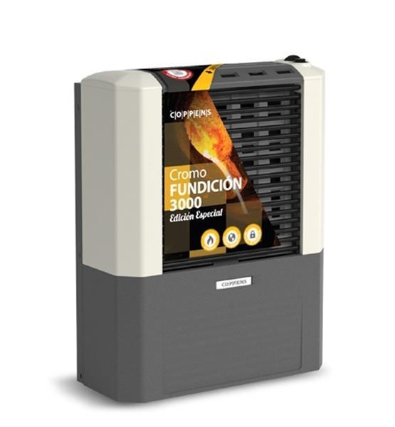 Calefactor Coppens Cromo Fundicion - 3000 Kcal/H, Tb, Mg