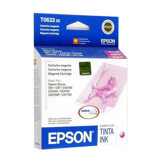 Epson Original T063320 Magenta
