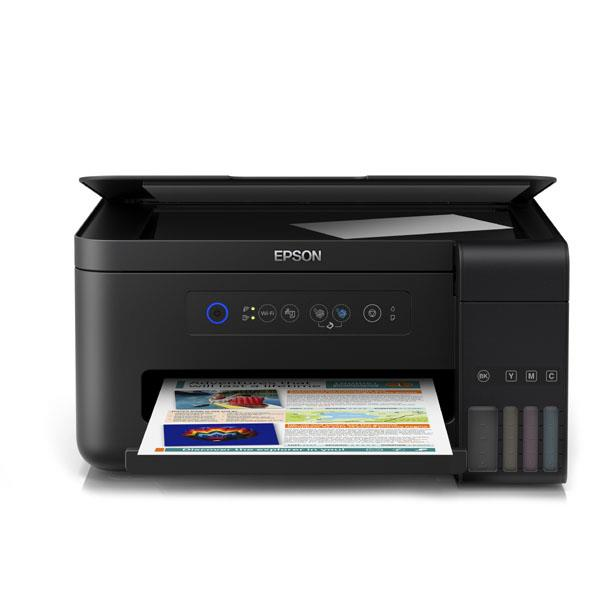 Impresora Epson Multifunción Ecotank L4150