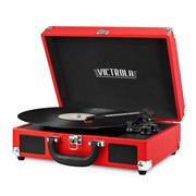 Tocadisco Victrola Maletin Bluetooth Red