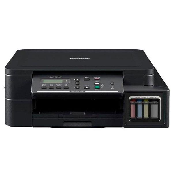 Impresora Brother Multifuncion Inkjet Dcp-T510W