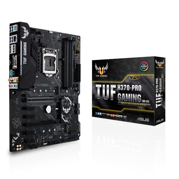 Motherboard Intel (1151) Asus Tuf H370-Pro Gaming