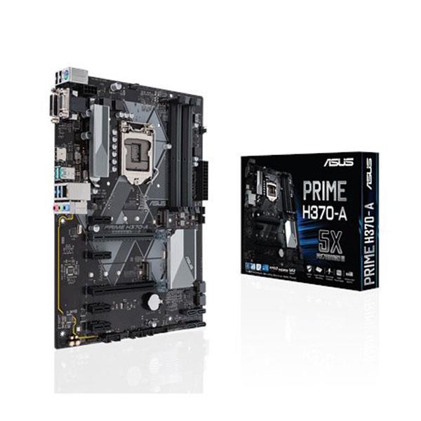 Motherboard Intel (1151) Asus Prime H370-A