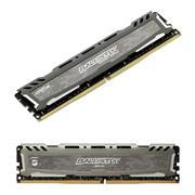 Memoria Crucial Ddr4 4GB 2666MHz Ballis
