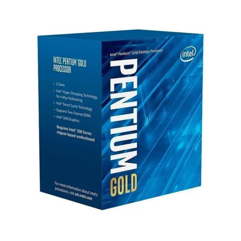 Micro Intel (1151) Pentium G5400 Coffee Lake 3.7Ghz