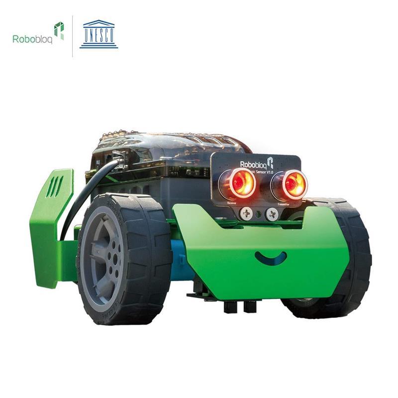 Qscout - Robot Para Ensamble y Programación