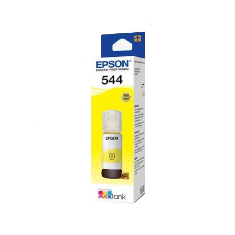 EPSON ORIGINAL T544420-AL - BOTELLA DE TINTA, AMARILLO L3110/L3150