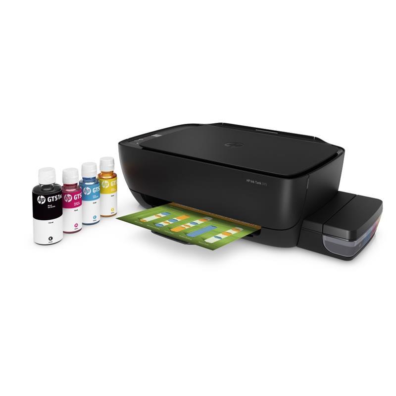 Impresora HP 315 Multifunción INK TANK Continuo