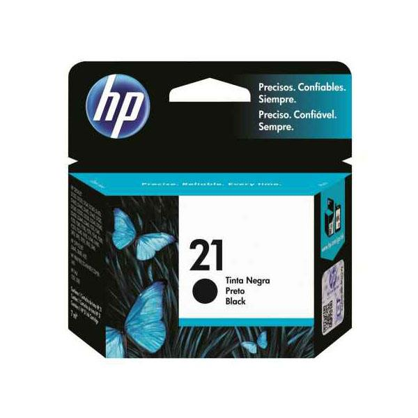 Cartucho Original HP C9351Al (21) Negro