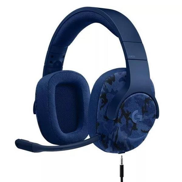 Auricular Gamer Logitech G433 Camuflage - PC/PS4 (981-000682)