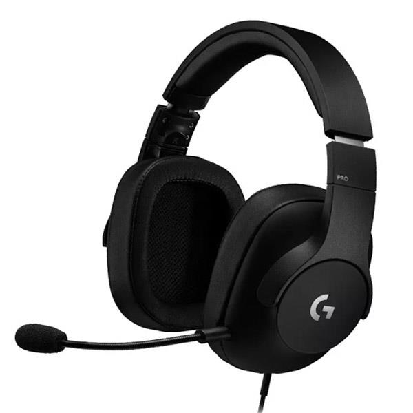 AURICULAR C/MIC LOGITECH PRO WIRED GAMING (981-000720)