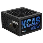 Fuente Aerocool KCAS-500W Real 80 Plus Bronze.