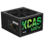 Fuente Aerocool KCAS-600W Real 80 Plus