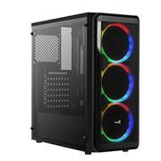 Gabinete Aerocool SI-5200 RGB(Mid Tower