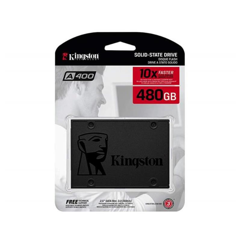 Disco Ssd Kingston 480Gb