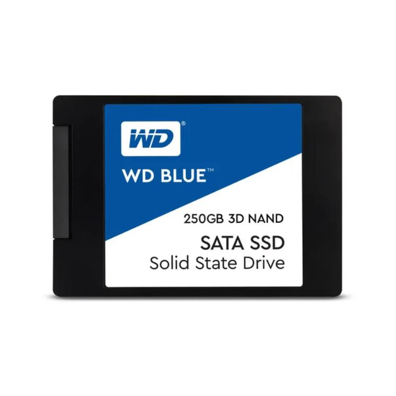 DISCO SSD WD 250GB BLUE SATA 3 3D 2.5