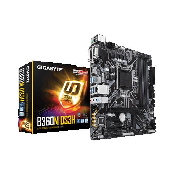 Motherboard Intel (1151) Gigabyte b360m ds3h